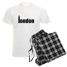 Big Ben London Pajamas