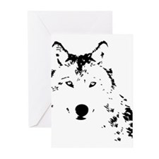 Wolf Greeting Cards (Pk of 20)
