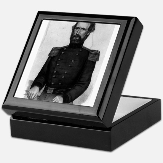 Brig. General Nathl. Lyon - 1861 Keepsake Box