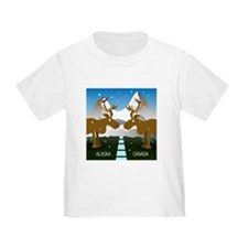 border crossing T-Shirt
