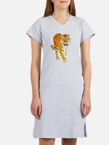 Tiger Women's Nightshirt