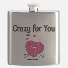 CRAZY FOR YOU 2 Flask