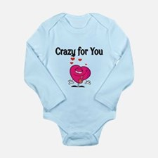 CRAZY FOR YOU 2 Body Suit