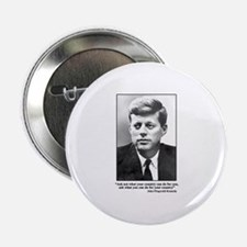 JFK Inaugural Quote Button