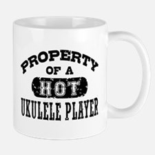 Property of a Hot Ukulele Player Mug