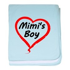 MIMIS BOY baby blanket