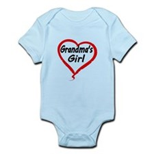 GRANDMAS GIRL Body Suit