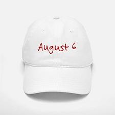 August 6 Hat