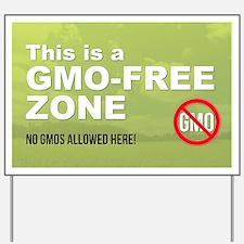 GMO-Free Orange County Yard Sign