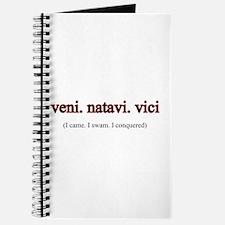 Veni. Natavi. Vici. Journal