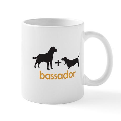 Bassador Mug