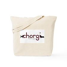 Chihuahua/Corgi Tote Bag