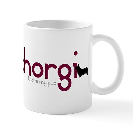 Chihuahua/Corgi Mug