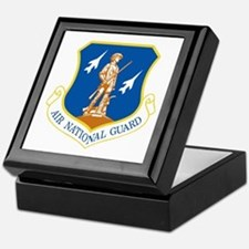 Air National Guard Keepsake Box