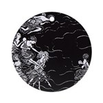 Harbour's Sleeping Beauty Ornament (Round)