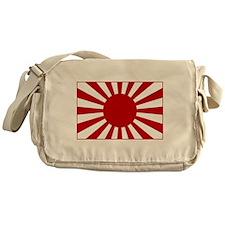 Rising Sun Flag 4 Messenger Bag