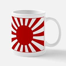 Rising Sun Flag 4 Mug