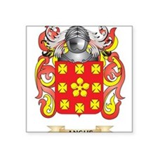 Angus Coat of Arms Sticker