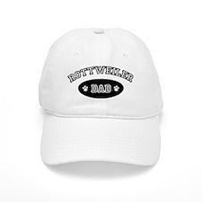 Rottweiler Dad Baseball Cap