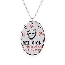 Religion Mind Control Necklace