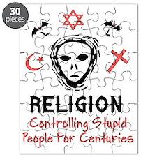 Religion Mind Control Puzzle