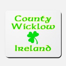 County Wicklow, Ireland Mousepad