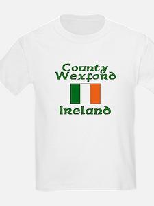 County Wexford, Ireland Kids T-Shirt