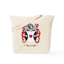 Anthonys Coat of Arms Tote Bag