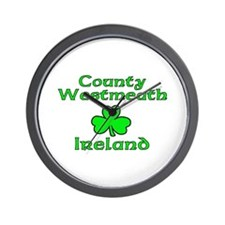 County Westmeath, Ireland Wall Clock