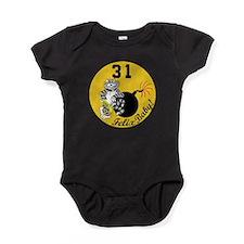 cat31.png Baby Bodysuit