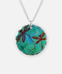Dragonfly Dance Necklace