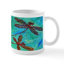 Dragonfly Dance Mug