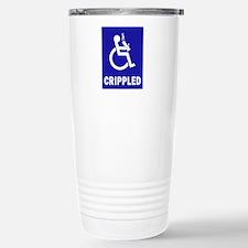 Crippled Travel Mug