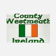 County Westmeath, Ireland Rectangle Magnet