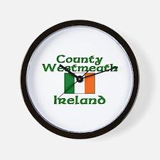 County Westmeath, Ireland Wall Clock