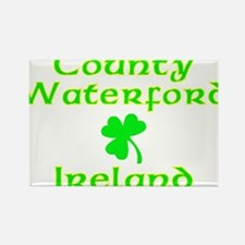 County Waterford, Ireland Rectangle Magnet