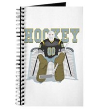 HOCKEY GOALIE Journal