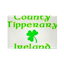 County Tipperary, Ireland Rectangle Magnet (100 pa