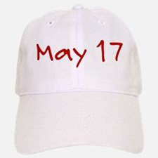 May 17 Baseball Baseball Cap