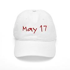May 17 Baseball Cap