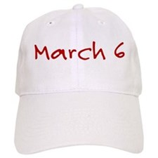 March 6 Hat