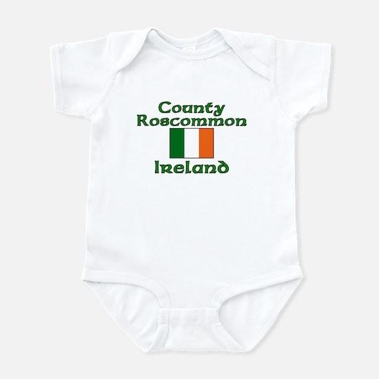 County Roscommon, Ireland Infant Bodysuit