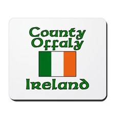County Offaly, Ireland Mousepad