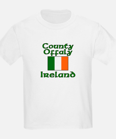 County Offaly, Ireland Kids T-Shirt