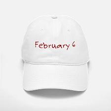 February 6 Hat