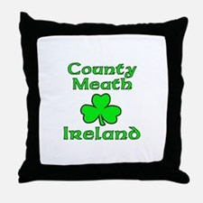 County Meath, Ireland Throw Pillow
