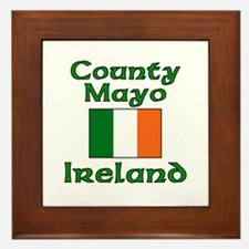 County Mayo, Ireland Framed Tile