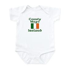 County Mayo, Ireland Infant Bodysuit