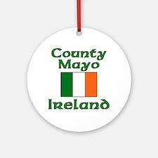 County Mayo, Ireland Ornament (Round)