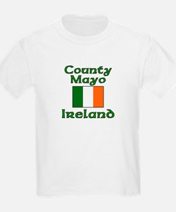 County Mayo, Ireland Kids T-Shirt